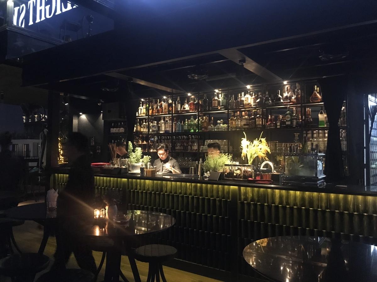 ハノイ【Twilight Sky Bar】