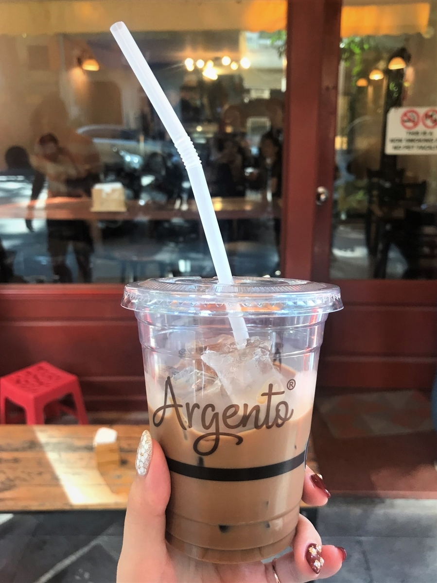 【Argento Coffee Takeaway】