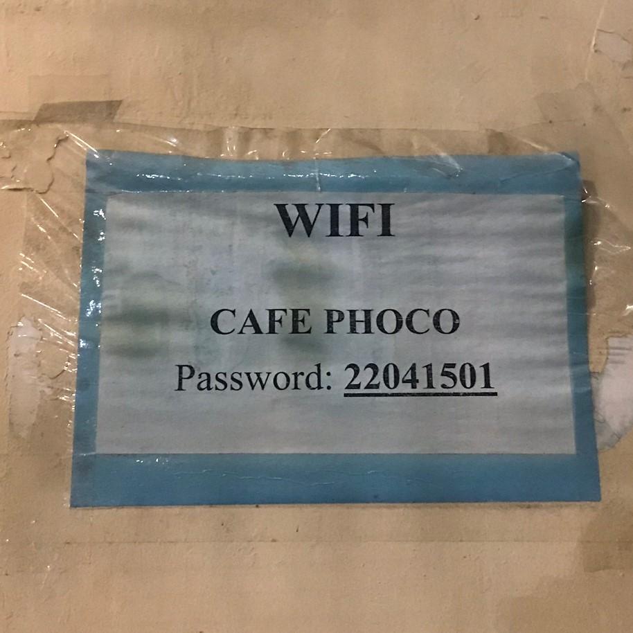 Cafe Pho Co(カフェ フォー・コー)