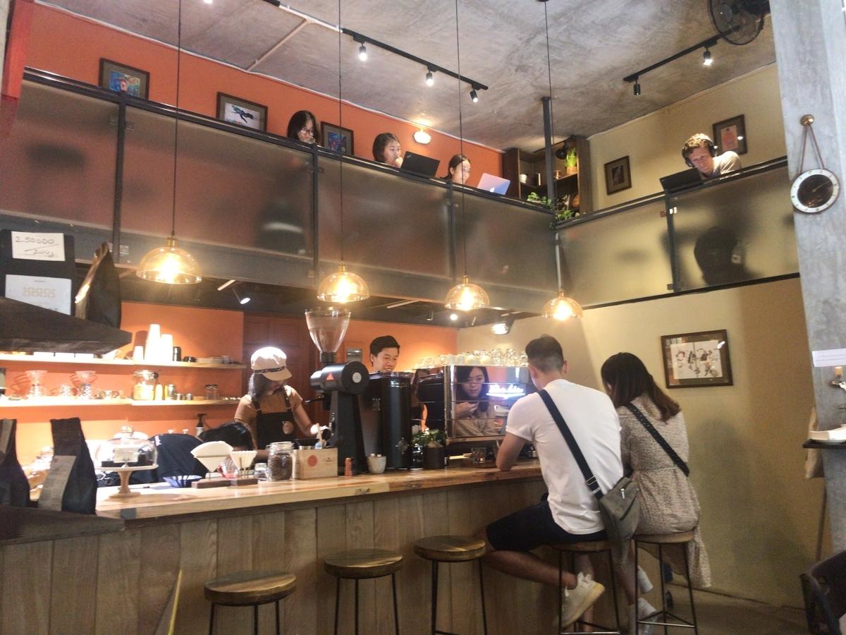 Blackbird Coffee Chan Cam(ブラックバード コーヒー)