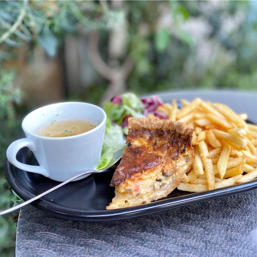 カフェ アクイーユ(cafe accueil)