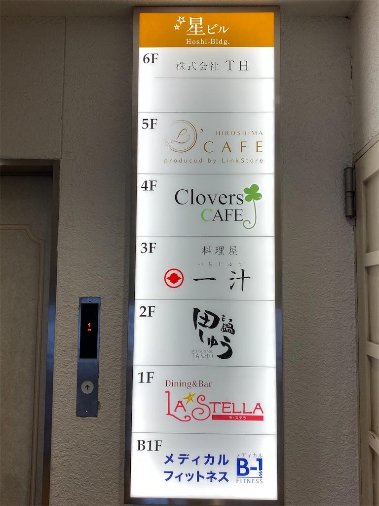 広島【クローバーズ カフェ】