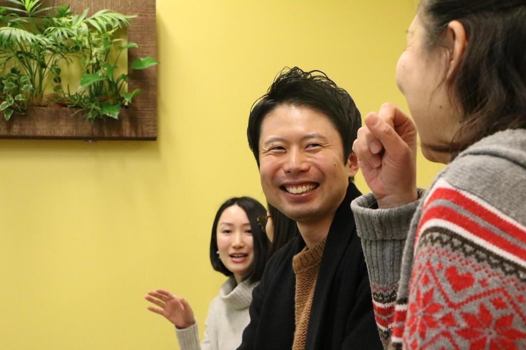 アサキャリの参加者
