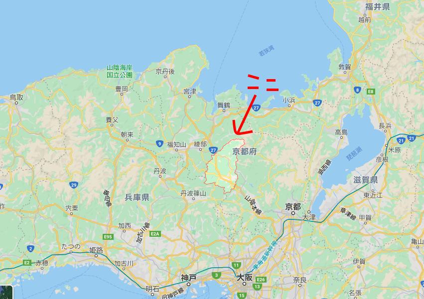 者 町 コロナ 京 丹波 感染
