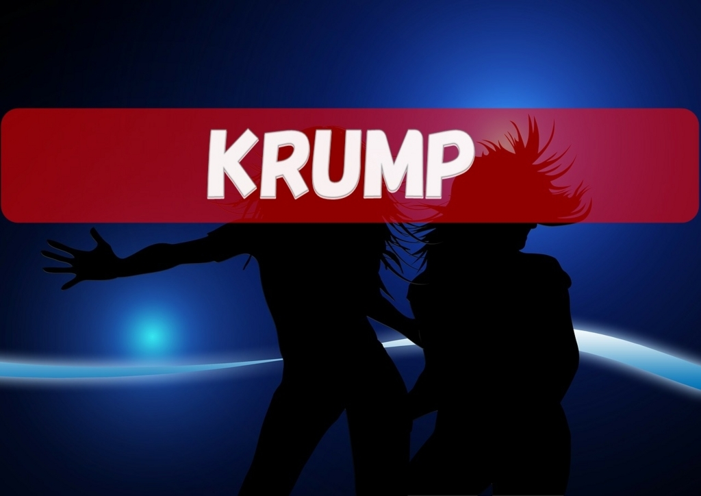 KRUMP(クランプ)ダンス