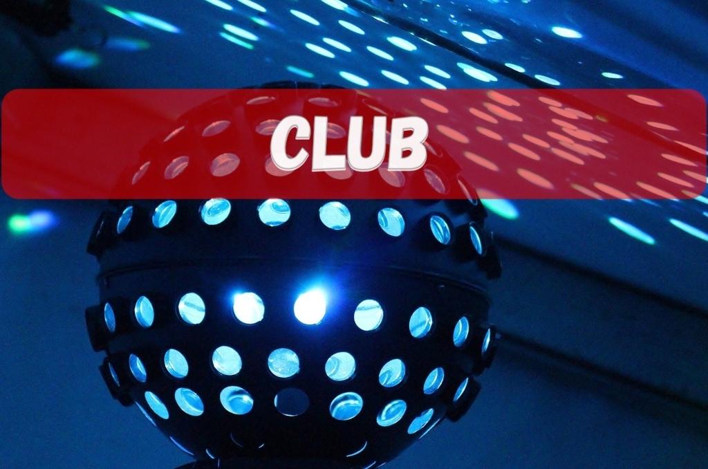 (CLUB)クラブダンスのベーシック(基本)