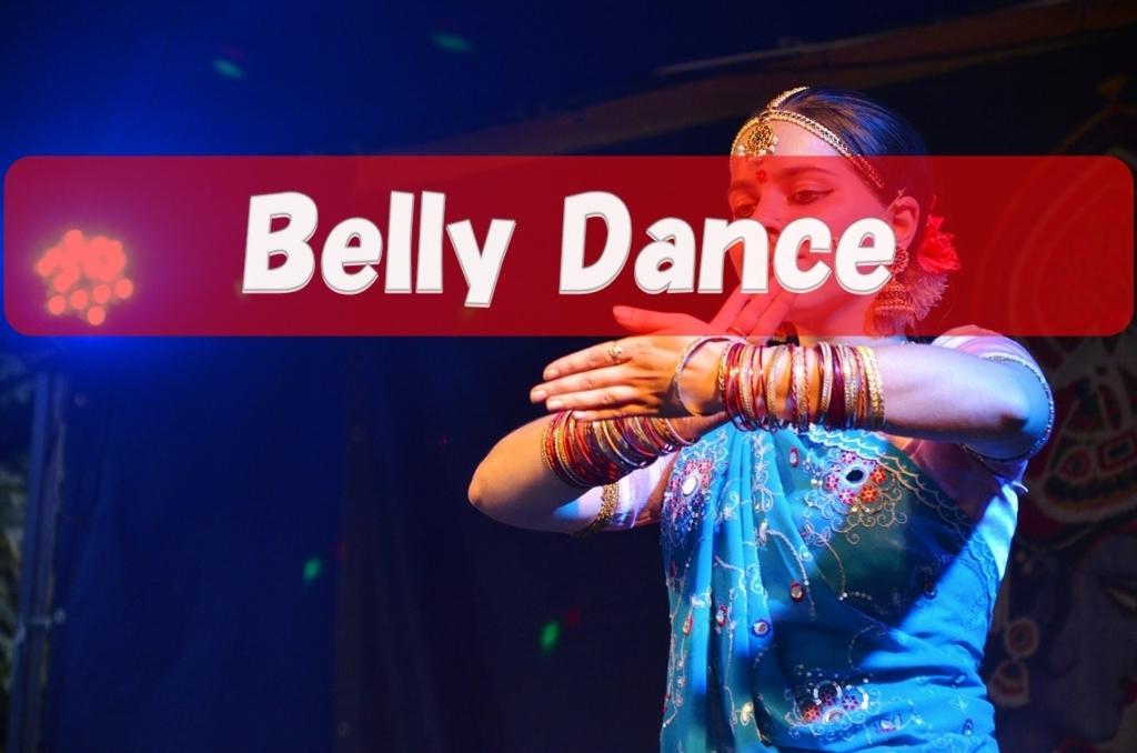 (Belly)ベリーダンスの基礎②