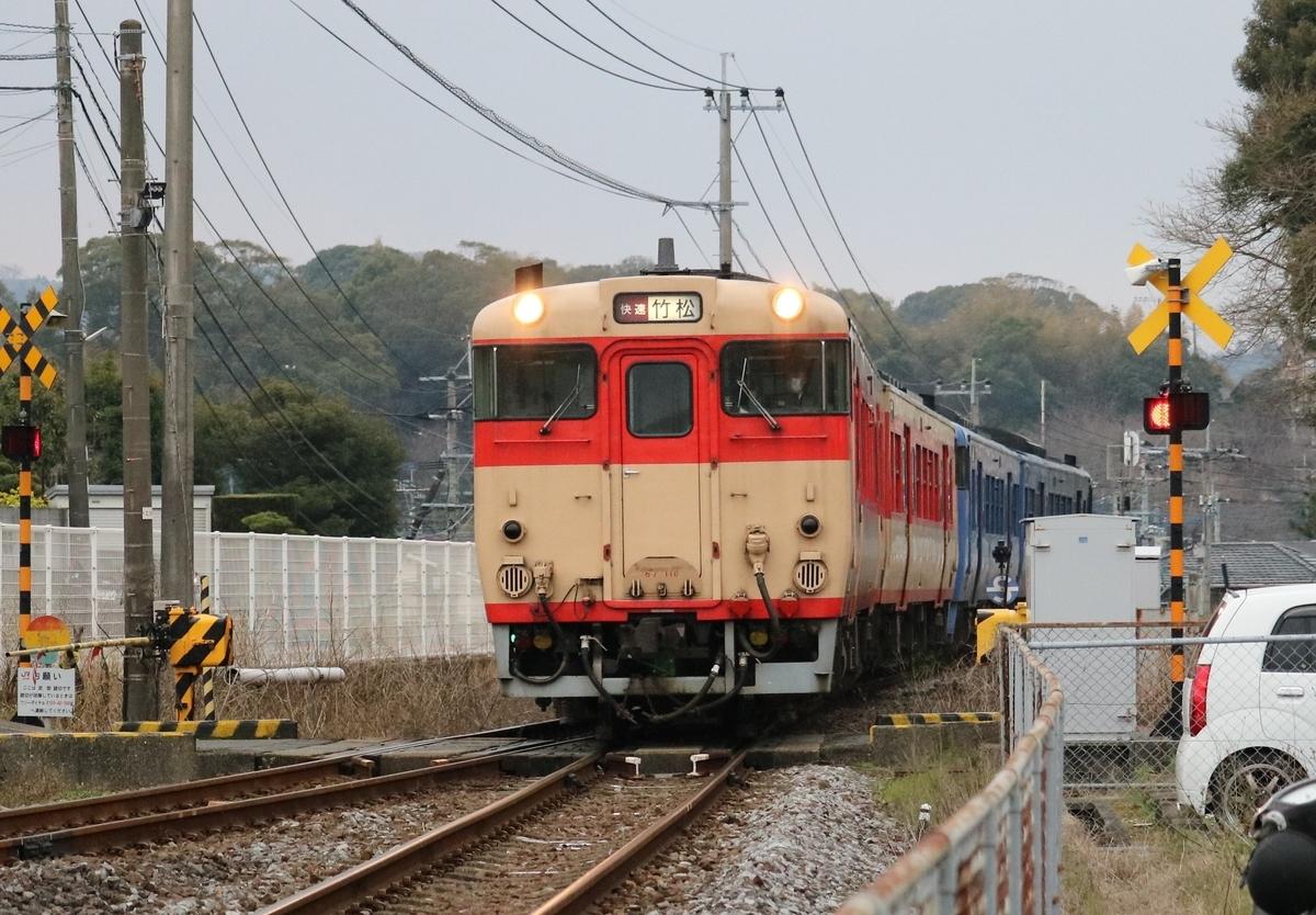 運用 キハ 66 【あと8編成残るのに】JR九州がキハ66.67形