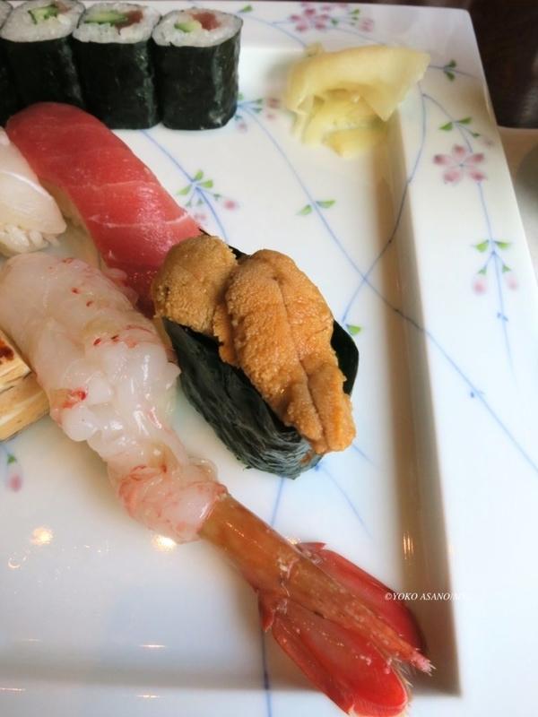 161112大黒寿司えびうに