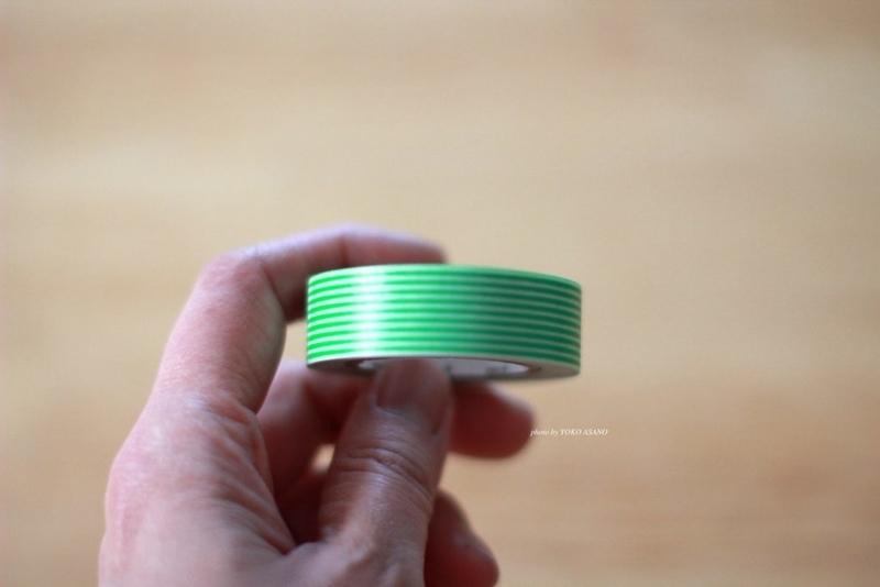 161119マスキングテープ緑