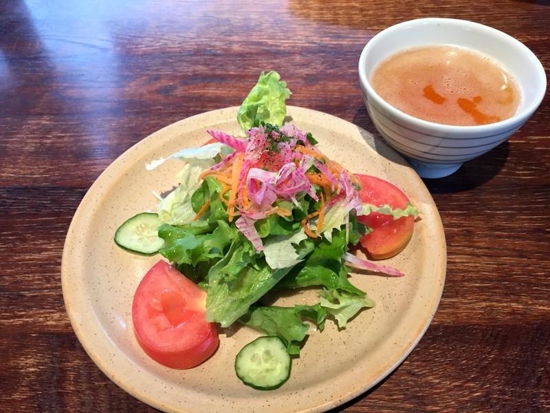 ブレッツカフェ_サラダ