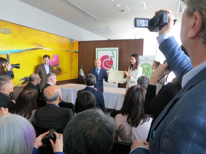 国際オリーブオイルコンテスト