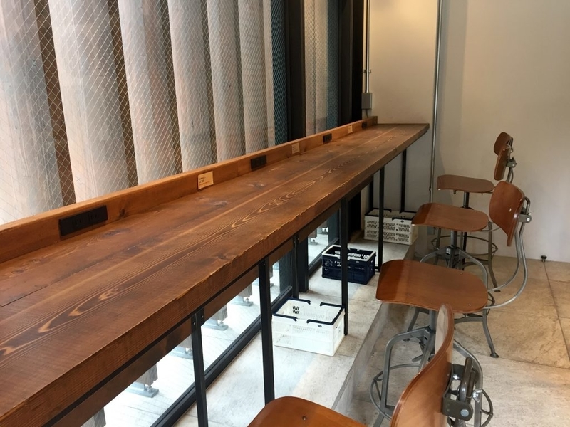 podium cafe 中目黒