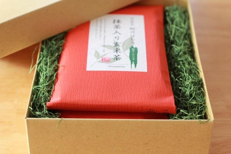 柳川はむらのお茶
