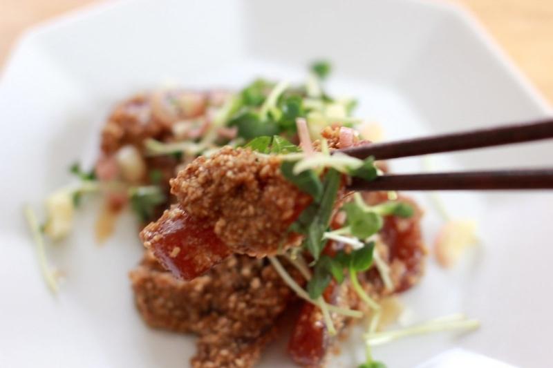 残った刺身を次の日も生でおいしく食べる方法