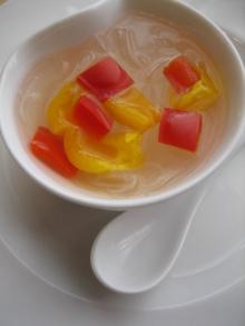 浅野陽子クッキングサロン-パプリカスープ