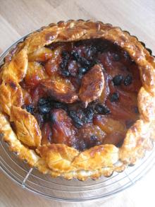 浅野陽子 WINE & COOKING 日々 ノート-apple pie