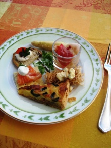 料理とワインと整理整頓日記-前菜
