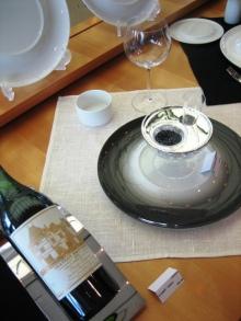 料理とワインと整理整頓日記-キャビア