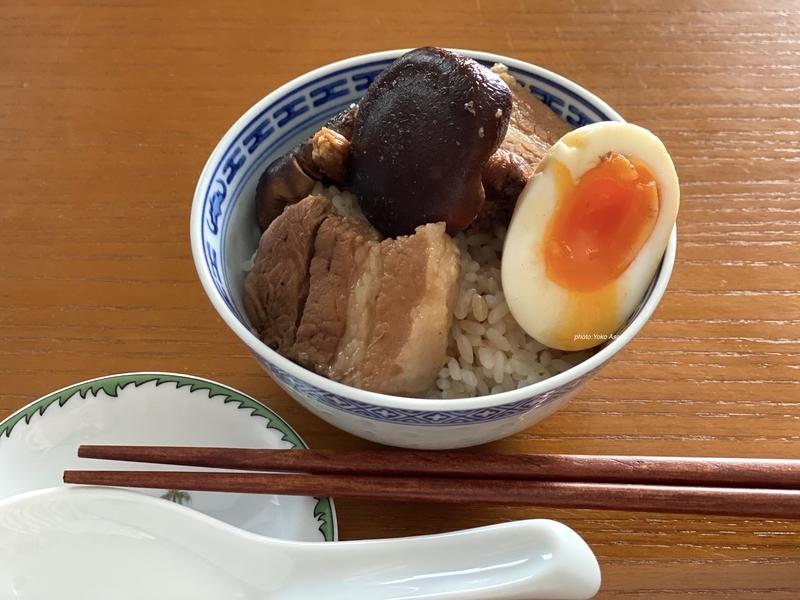 ホットクック 魯肉飯(ルーローハン)