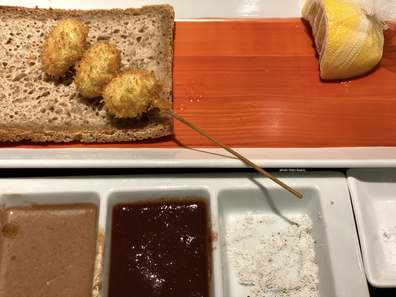 銀座 六覺燈 神楽坂店の料理の画像