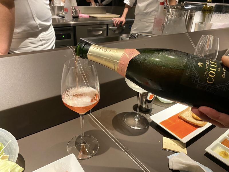 銀座 六覺燈 神楽坂店のワインの画像