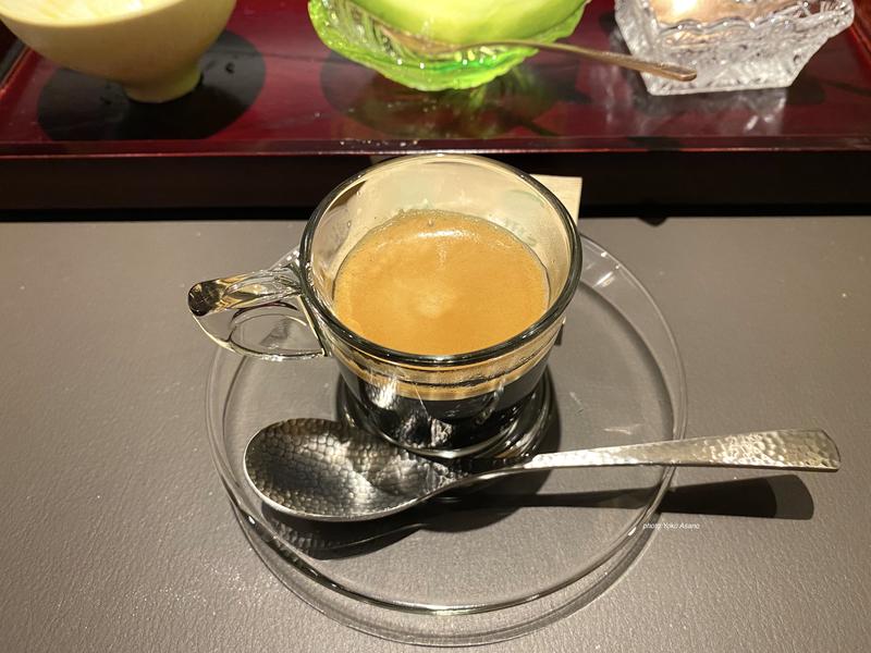 銀座 六覺燈 神楽坂店のコーヒーの画像