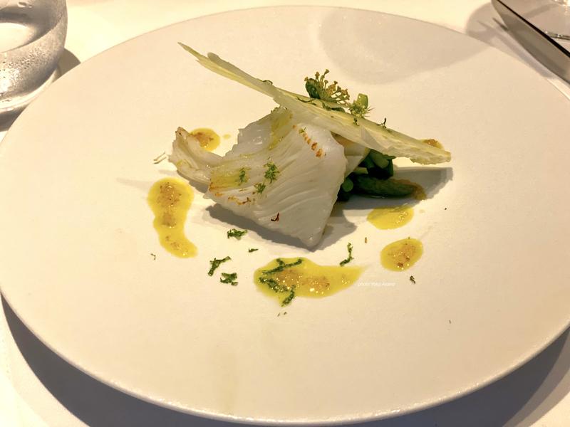 恵比寿のフレンチ、レクテの料理の画像