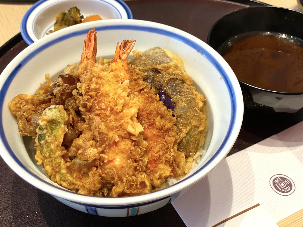 天一 日本橋高島屋店で食べたランチの画像