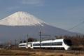 [電車][富士山][あさぎり]