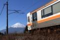 [富士山][電車]