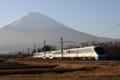[富士山][あさぎり][電車]