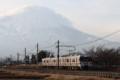 [電車][富士山]