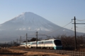 [富士山][電車][あさぎり]