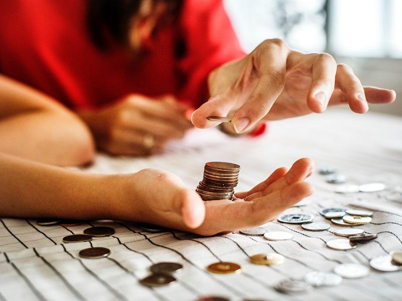 小銭を残さない生活