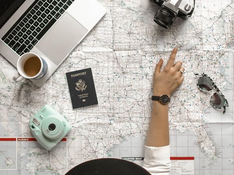 海外旅行での必需品