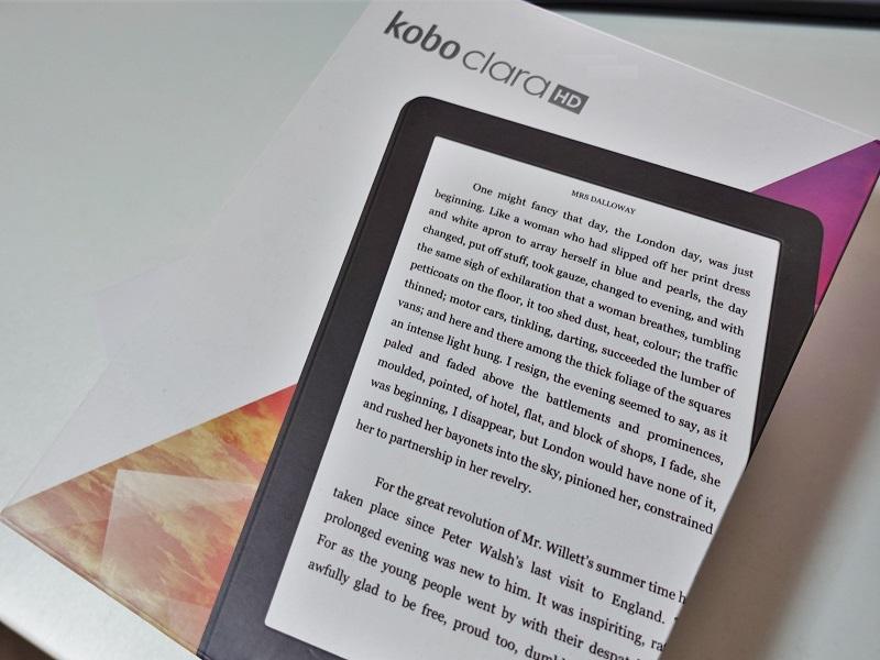 楽天koboに対応する電子書籍リーダー