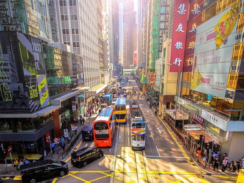 マネーロンダリング:香港