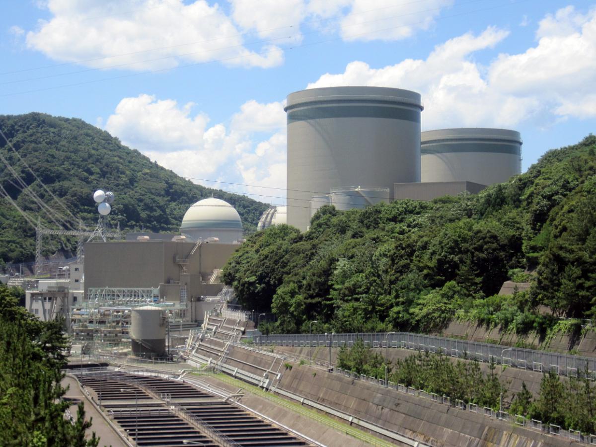 関西電力の高浜原発