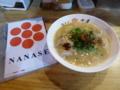 [Noodle JP Ramen]Ramen Nanase Torisoba