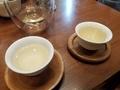 [Tea White]白毫銀針(左)白牡丹(右)