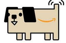 アマゾンの公式キャラクター「ポチ」
