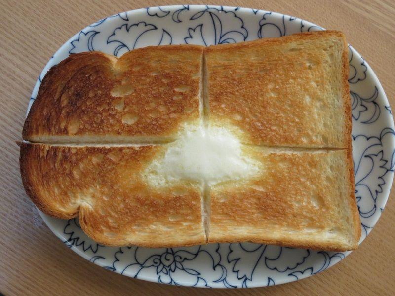 最高のトースト