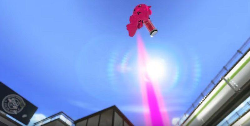 スーパーチャクチのジャンプ