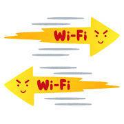 速いWi-Fi