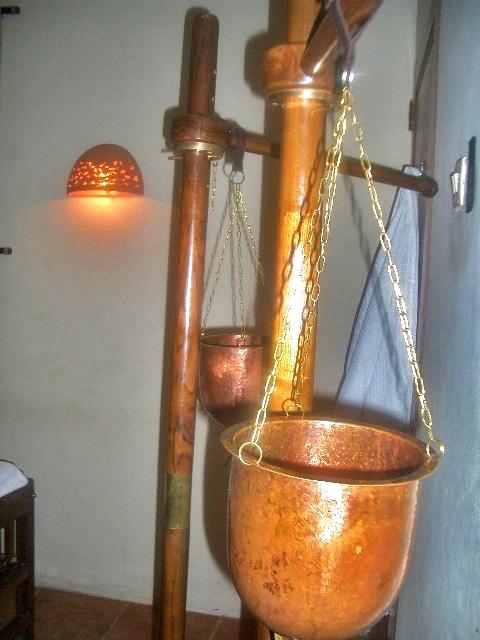 アーユルヴェーダで使用される器具