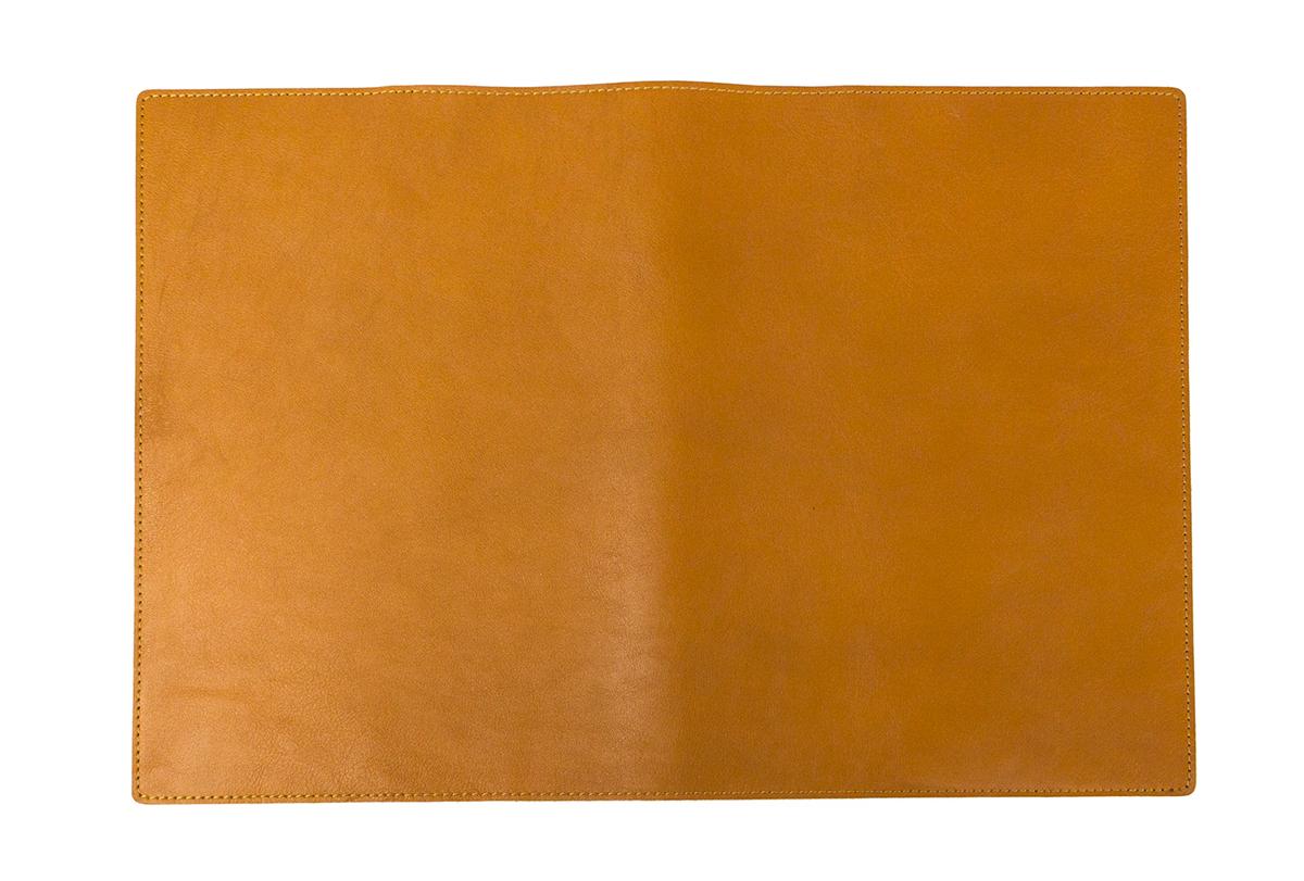 本革 ノートカバー B5サイズ 日本製 TO-V172/asoboze(アソボーゼ)