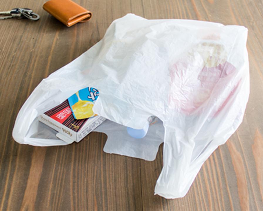 レジ袋ゴミ問題