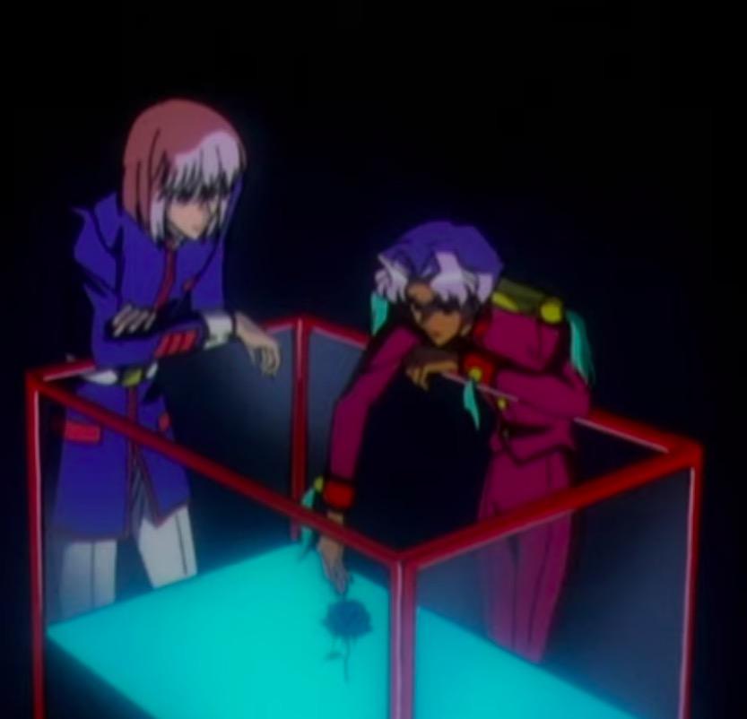 Mikage&Tida