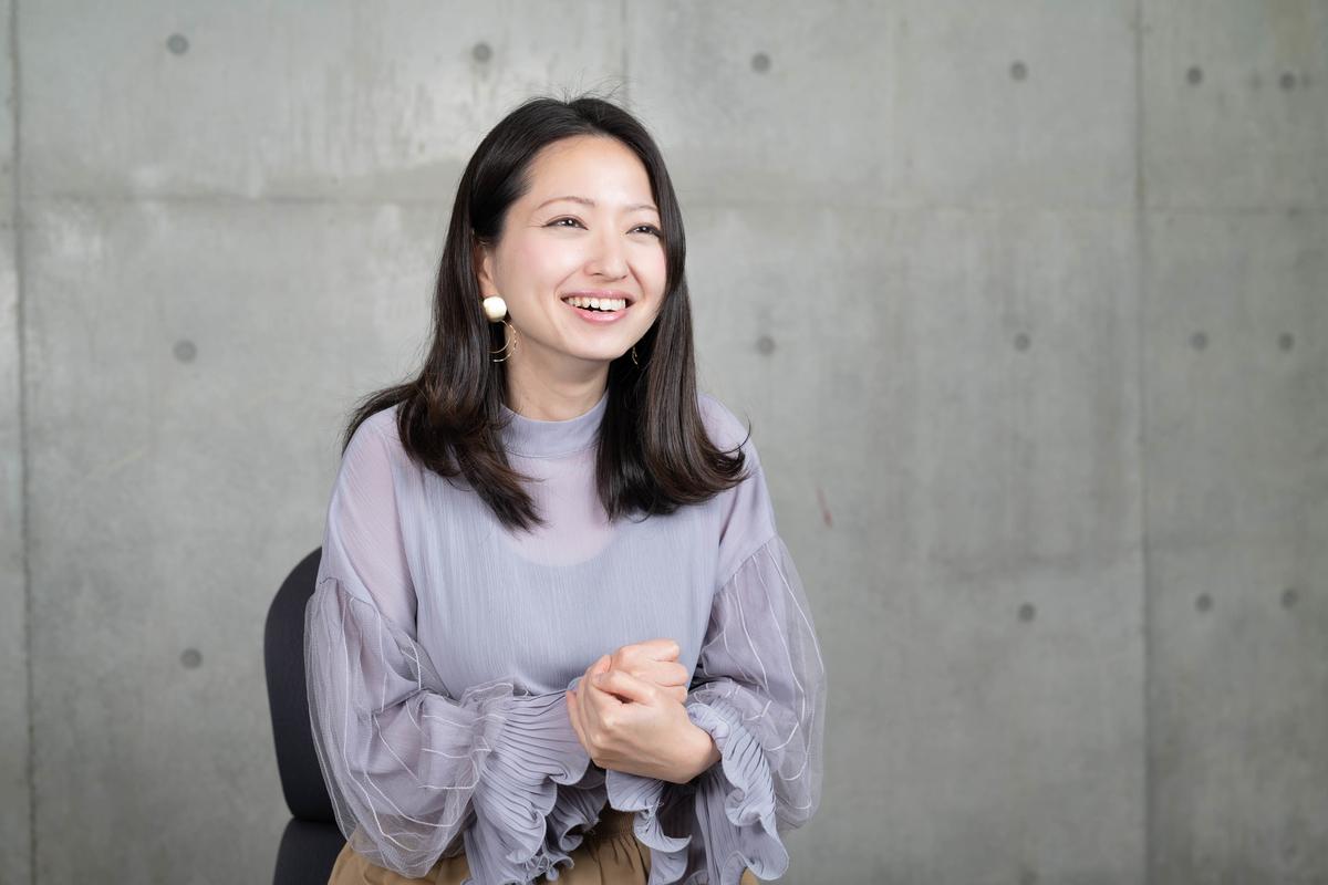 福岡良子さんインタビュー前編